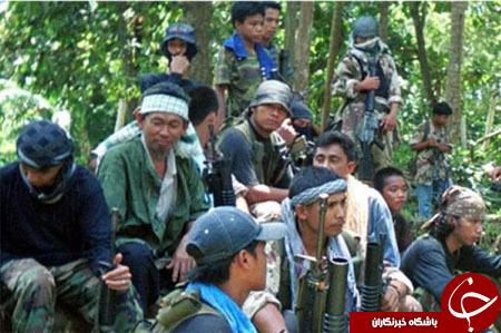 گروگان آلمانی در فیلیپین گردن زده شد+ تصاویر
