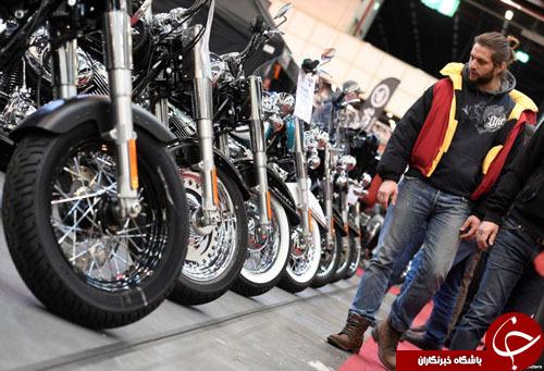 از زندگی به سبک قرون وسطی تا موتورسیکلتهای هارلی دیویدسن