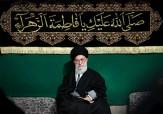 باشگاه خبرنگاران - عزاداری رهبر انقلاب در اولین شب از مراسم عزاداری شهادت حضرت فاطمه(س) + فیلم