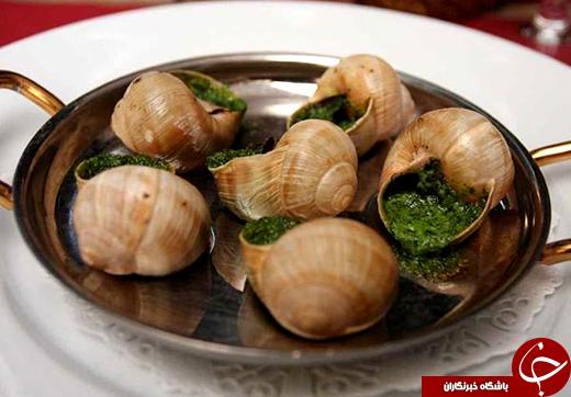 آشنایی با غذاهای لذیذ فرانسوی