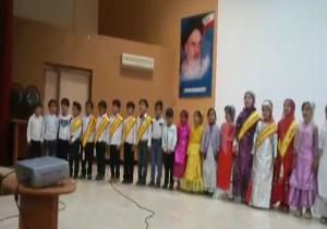 مراسم جشن ولادت مولای متقیان علی (ع) در شهرستان جهرم + فیلم