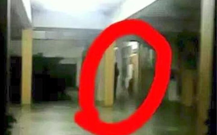 4415987 287 آیا آن سیاهی که یک مدرسه را تعطیل کرد، روح می باشد؟! + عکس