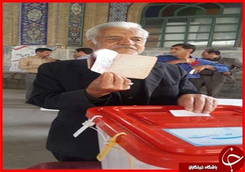 دومین دوره انتخابات مجلس دهم به روایت تصویر