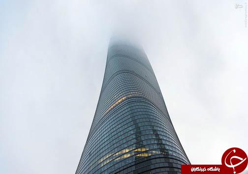 عکس/ پایان ساخت زیباترین برج دنيا
