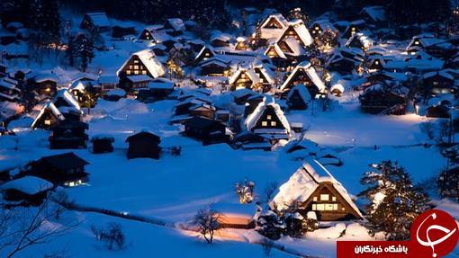 روستاهای افسانهای در سراسر جهان