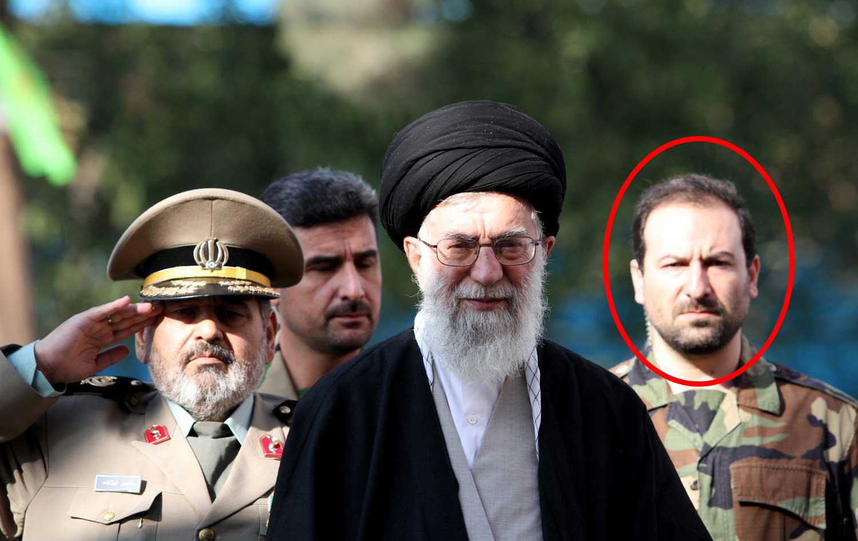 تصاویر جدید از شهید حسن اکبری از محافظان نزدیک رهبر انقلاب