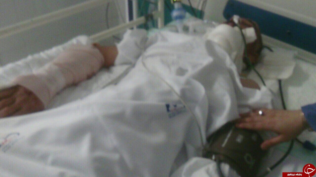 فاجعه در بیمارستان میلاد/ مردی که به خاطر 300 هزار تومان پذیرش نشد اقدام به خودکشی کرد! + فیلم و تصاویر