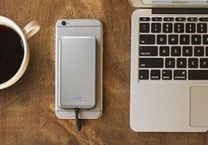 آندروید, Android, برنامه موبايل, آیپد, آیفون, دانلود, موبايل, كليپ, بازي, زنگ خوری, اس ام اس, جاوا, بازی آندروید, نرم افزار آندروید, Iphone ,Ipad - آهن ربایی برای شارژ گوشیهای هوشمند