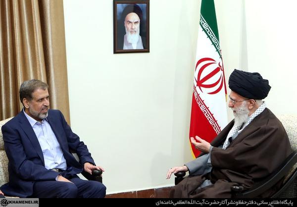 بیانات رهبر معظم انقلاب اسلامی در دیدار دبیرکل جنبش جهاد اسلامی فلسطین