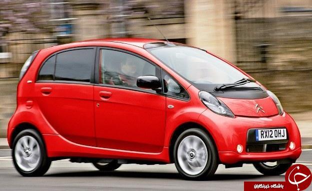 تنبلترین خودروهای دنیا را بشناسید (+عکس)