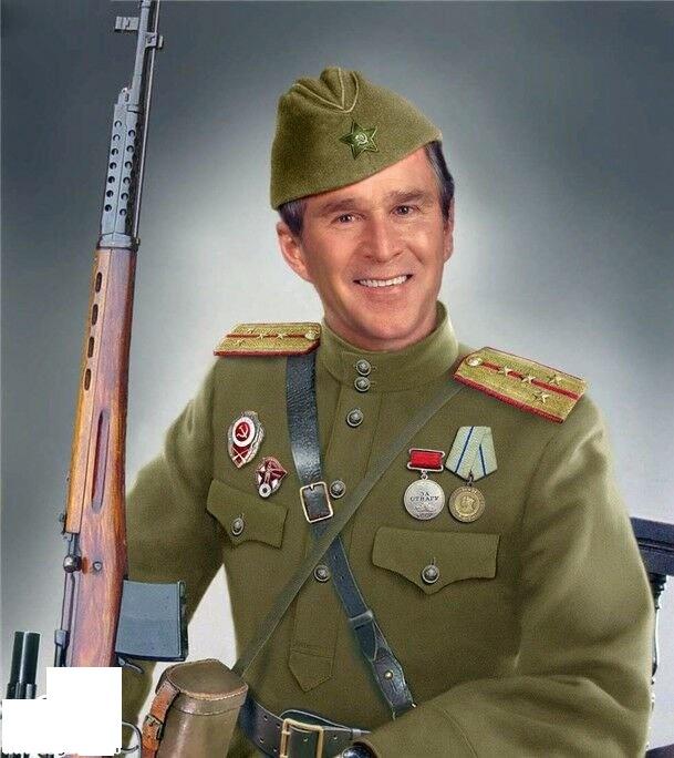 از فضل بوش پسر تو را چه حاصل؛ آنگاه که دختر کاخ سفید عقده گشایی می کند!