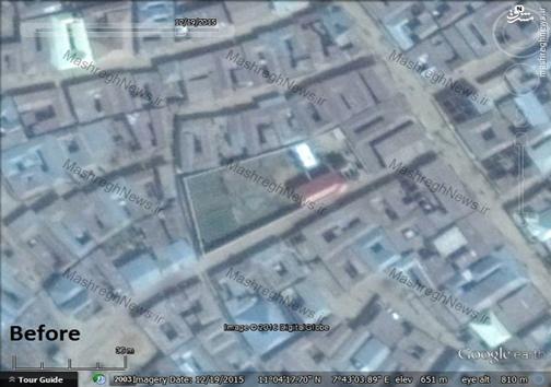 قتل عام شیعیان نیجریه به روایت تازهترین تصاویر ماهوارهای +عکس