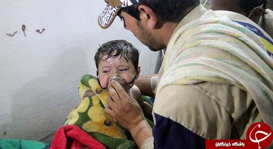 استفاده داعش از گاز سارین در سوریه؛ مرگی دردناک کمتر از یک دقیقه + تصاویر