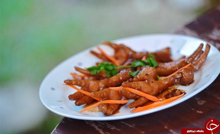 پای مرغ، قویترین ماده ضد چین و چروک پوست!