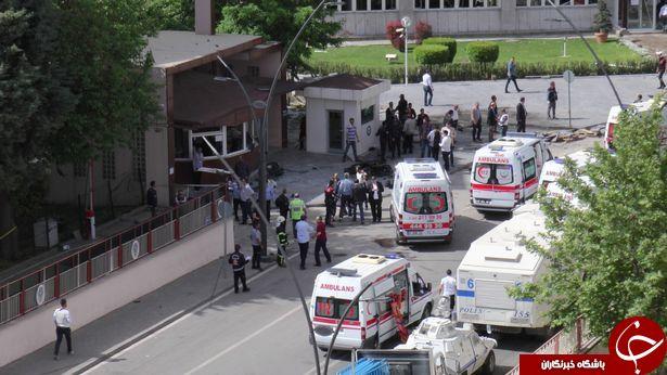 جزئیات انفجار خونین دیروز ترکیه/ داعش، مسئول حمله؟+ تصاویر