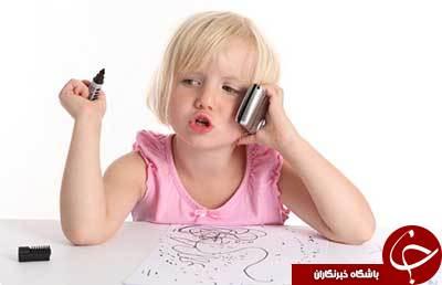 کشف راز نقاشی هایی که حین صحبت تلفنی می کشیم!