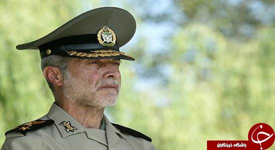 ستونهای نیروهای مسلح ایران چه کسانی هستند + تصاویر