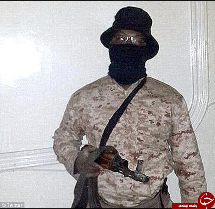 خواننده رپِ داعش نیز به هلاکت رسید+ تصاویر