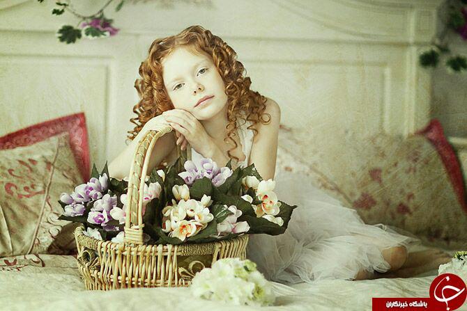 عکس هایی زیبا ازنگاه معصومانه شاهزاده خانم های کوچک ///عکس ها چک شود////