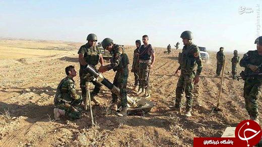 تلفات سنگین داعش در درگیری با کردهای عراق+تصاویر
