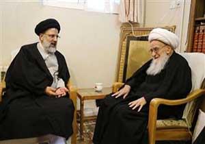 آیت الله صافی گلپایگانی :مشهد باید مرکز همه جهات اسلامی و دینی و معنوی باشد