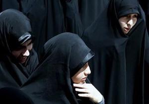 حمله گاردین به حجاب ن ایرانی