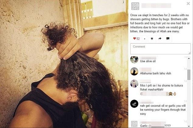 دخترانی که شیفته سلفیهای شرمآور داعشی انگلیسی در اینستاگرام شدهاند