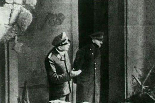 آخرین عکس گرفته شده از هیتلر