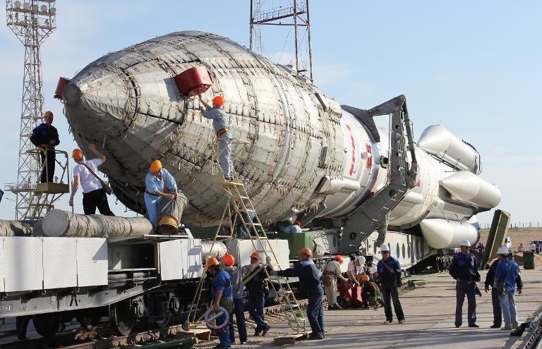 آزمایش موشک راهبردی جدید روسیه