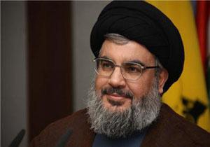سید حسن نصرالله: حزب الله با قدرت از ملت ها دفاع می کند/حمایت مردمی بزرگترین قدرت ماست