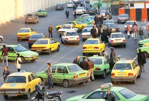ماراتن نفس گیر تاکسیدارها با مسافربرهای شخصی/ توقیف و جریمه در انتظار خودروهای شهرستانی