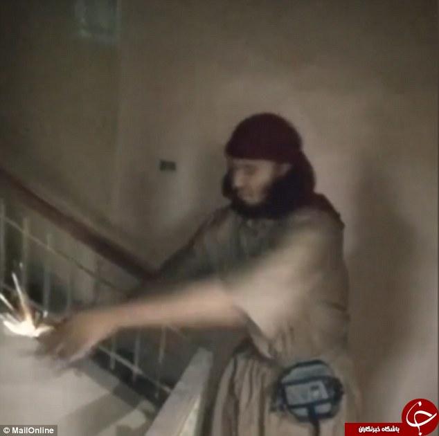 وقتی یک داعشی همانند فیلم