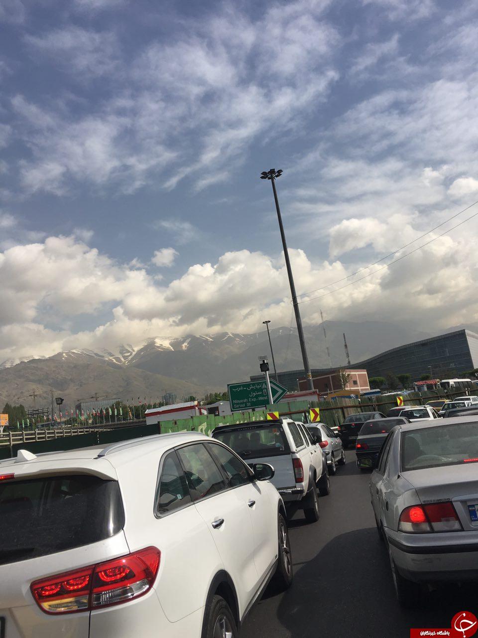 وزیر ورزش با تاخیر آمد/ حضور توامان افشارزاده و طاهری