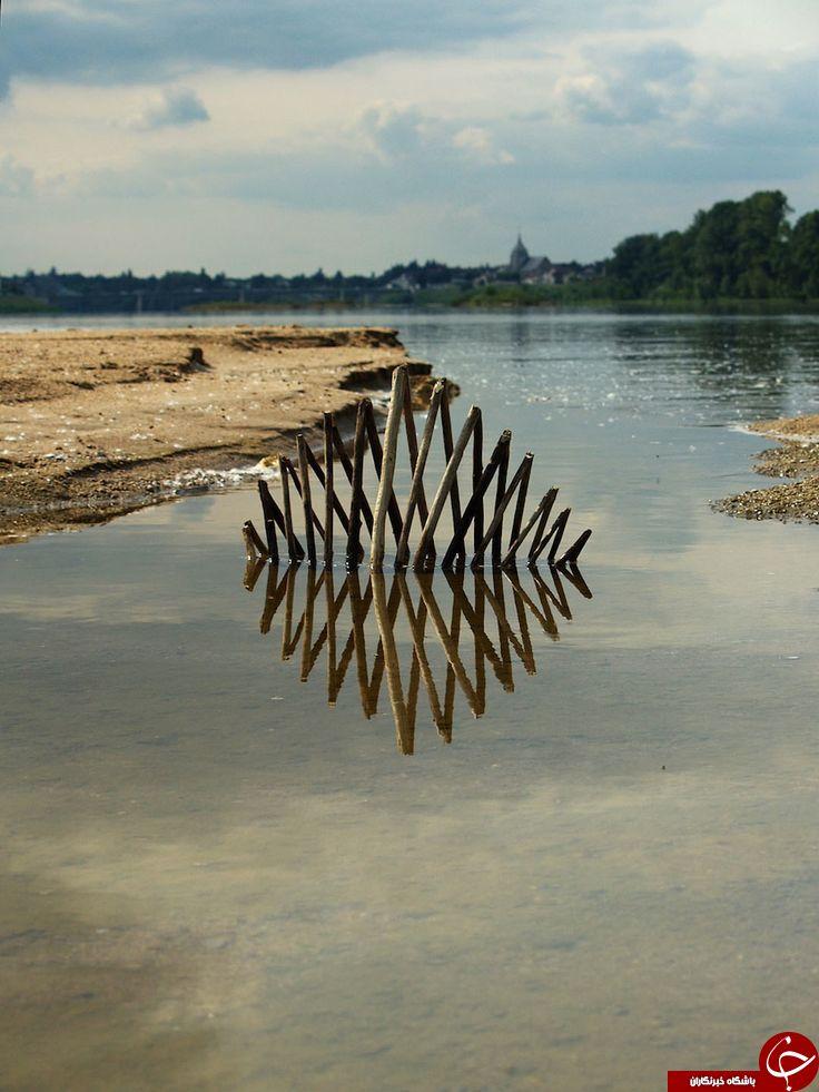 عجیب ترین مجسمه ها از دل طبیعت +تصاویر