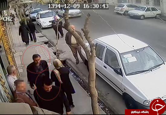 زورگیری مرگبار در غرب تهران/ پلیس به دنبال دو جنایتکار میگردد+تصاویر