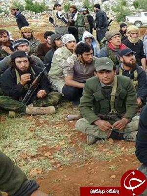 کماندوهای ویژه داعشی که در خان طومان به هلاکت رسیدند + تصاویر