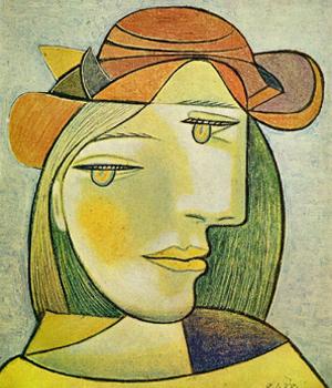 در چند خط و عکس پیکاسو را بشناسید!