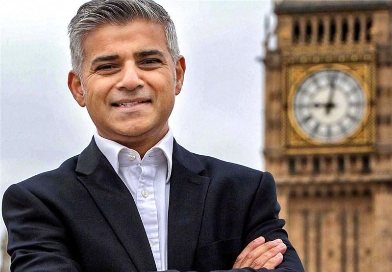 اولین شهردار جدید مسلمان لندن کیست؟+تصاویر