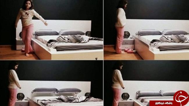 تختخوابی که به طور خودکار مرتب میشود + عکس و فیلم