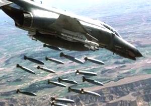 بمباران داعش در عراق با« B-۵۲»
