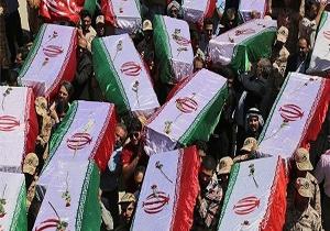 اسامی نهایی شهدای مدافع حرم مازندران در