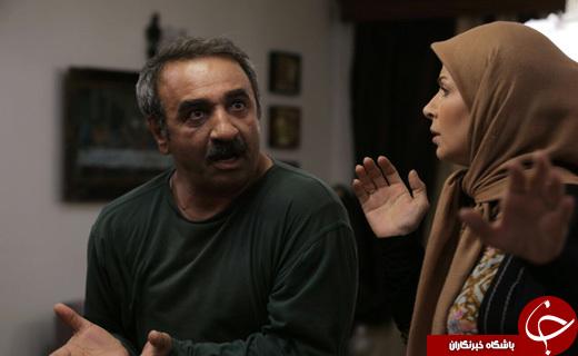 سریال «آرام می گیریم» در تهران کلید خورد + تصاویر