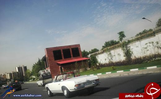 4504160 761 عکس/ پدربزرگهای بنز در خیابانهای تهران