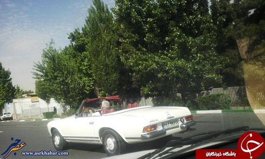 4504161 171 عکس/ پدربزرگهای بنز در خیابانهای تهران
