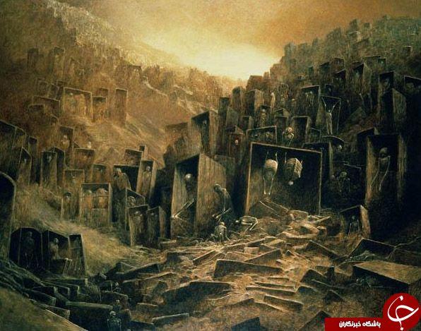 سفری مجازی به شهر ارواح+تصاویر