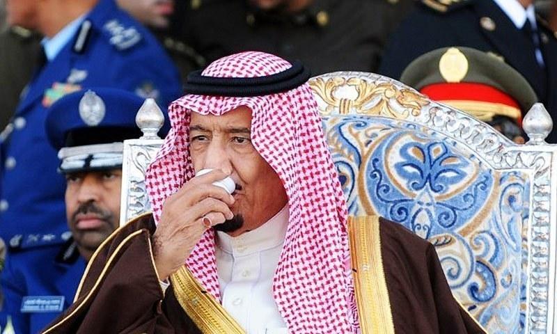 شاهزاده جوان بازیگر یک نمایش کمدی شد؛ پسر سلمان