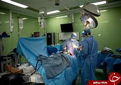 اولین جراحی زنده گذاشتن الکترود های مغز در ایران