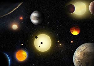 کشف 9 سیاره جدید که احتمالا قابل سکونت هستند