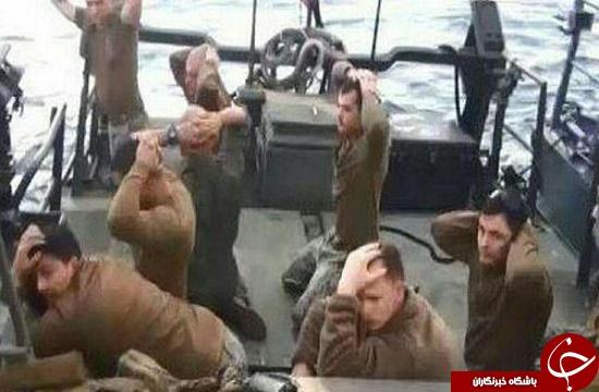 """4512771 477 به بالگرد آمریکایی بگو """"فرمانده نیروهای ویژه سپاه"""" حرف می زند/ مهره اصلی دستگیری تفنگداران آمریکایی که بود؟"""