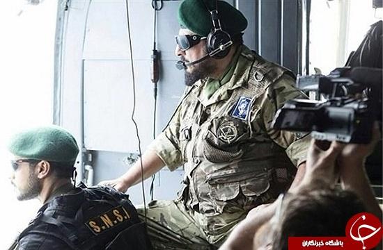 """4512774 648 به بالگرد آمریکایی بگو """"فرمانده نیروهای ویژه سپاه"""" حرف می زند/ مهره اصلی دستگیری تفنگداران آمریکایی که بود؟"""